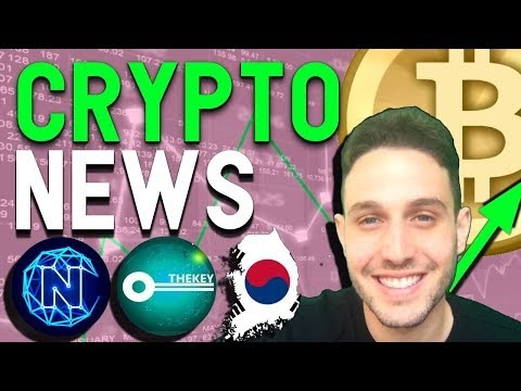 Crypto News: Bitcoin Bullish, TheKey Rollout, Nucleus Vision Apology, South Korea Premium