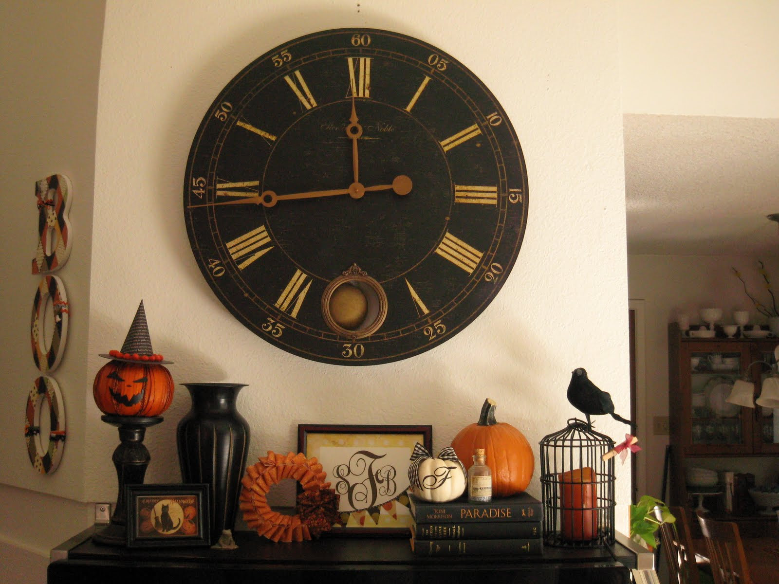 50 Awesome Fireplace Halloween Decorating Ideas 50 Awesome ...