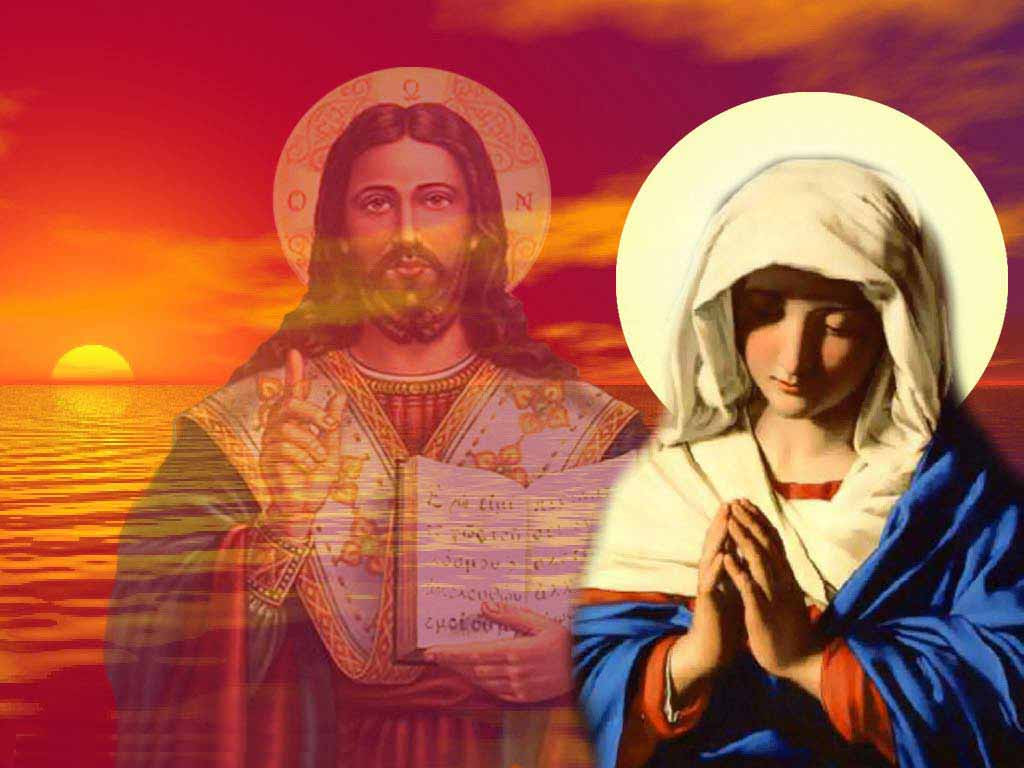 Gallery of Our Lady Blessed Virgin Mary Mother Mary Graphics Myspace Orkut Friendster Multiply Hi5 Websites Blogs