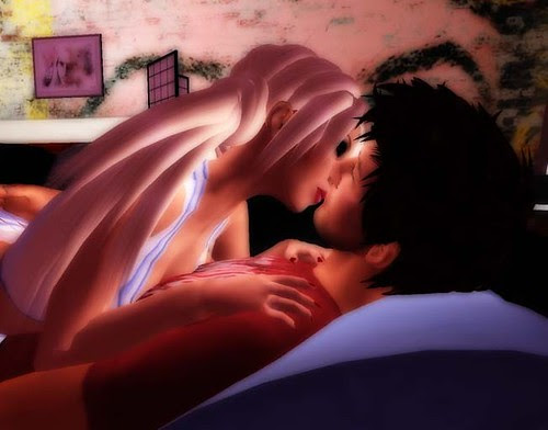 Kisses - Double Orton