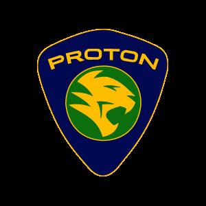 PROTON (AUTOMOBILE) 1998 LOGO VECTOR (AI SVG)  HD ICON