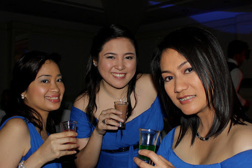 Aileen, Abbie, Tin