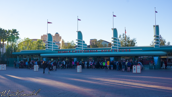 Disneyland Resort, Disney California Adventure, Entrance, Buena Vista Street,