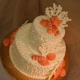 Coral reef wedding cake   weddings . cake heaven