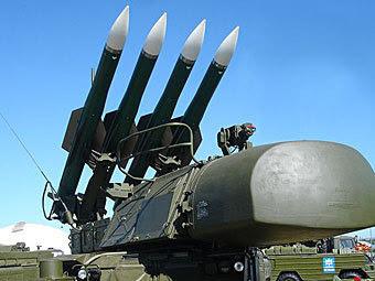 Бук-М1-2. Фото Ajvol