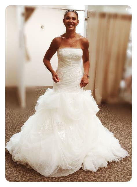Vera Wang Style VW351166 Size 8 Wedding Dress   More