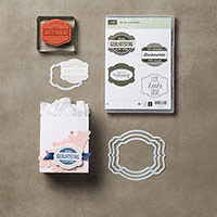 Ach, du meine Grüße! Clear-Mount Bundle (German) by Stampin' Up!
