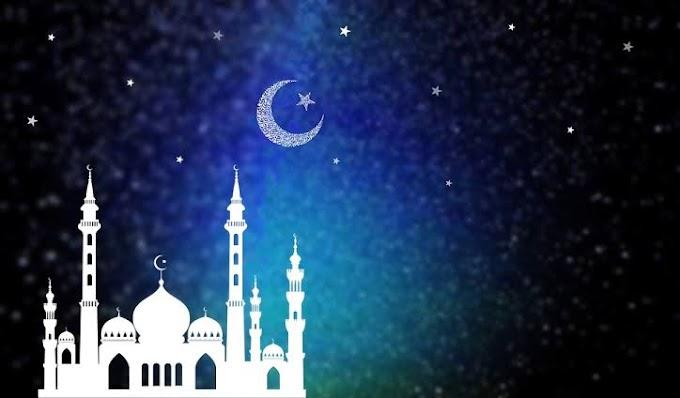 Ramzan ka Chand Mubarak SMS Shayari and Images 2020