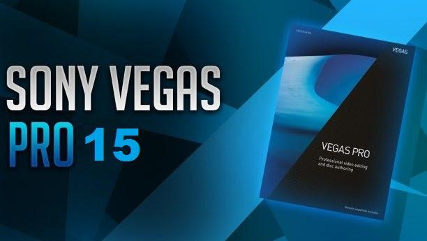 Sony Vegas Pro 15 Full Crack