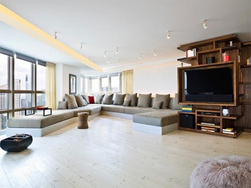 New York Apartment with Modern Interior Design | Interior Design