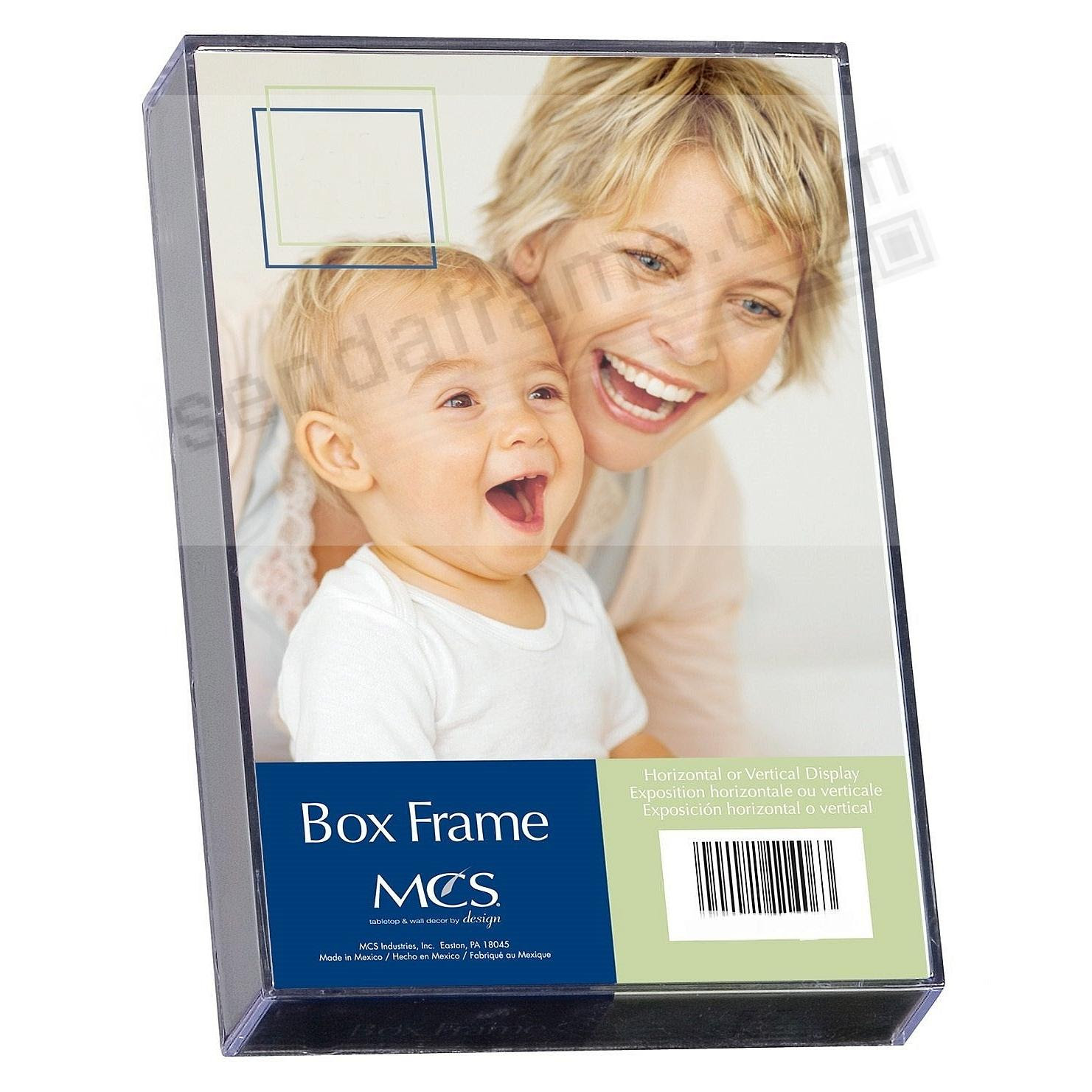The 8x10 Acrylic Box Frame Picture Frames Photo Albums