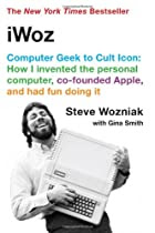 iWoz by Steve Wozniak - cover