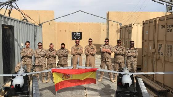 Scan Eagle, el dron de la Armada que ayudó a derrotar al Daesh en Irak