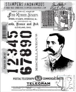 Tim Holtz Stamps Purveyor