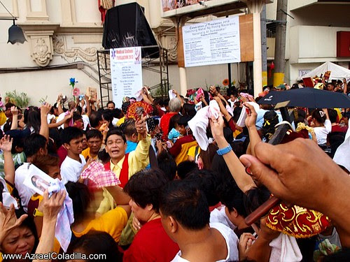 Feast of Black Nazarene 2013