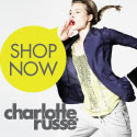 Charlotte Russe lifestyle banner