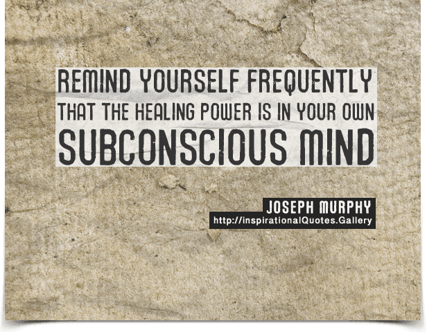 Power Of Your Subconscious Mind Quotes How Do I Gain Muscle Mass