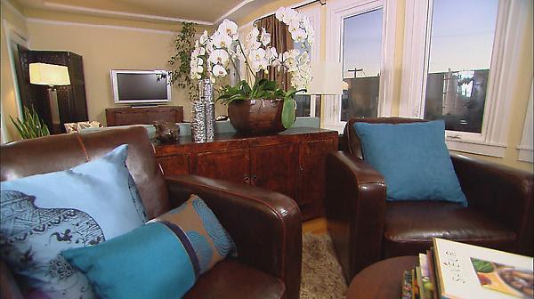 living room - HGTV