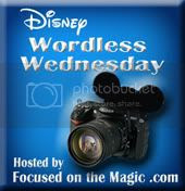 Disney Wordless Wednesday Logo