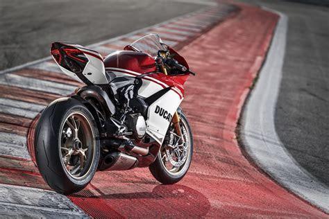Ducati 1299 Panigale S Anniversario Unveiled autoevolution
