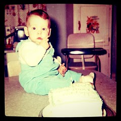 My first birthday. by ObieVIP