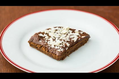 Chocolate Coconut Sheet Cake