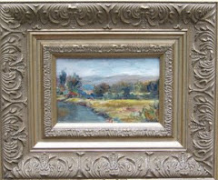 Late Spring in Vermont  SOLD