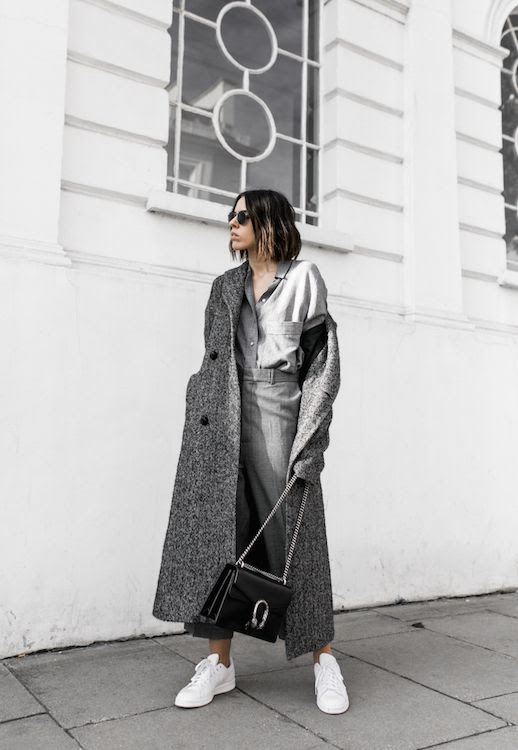 Le Fashion Blog The Best Grey Coats To Purchase Now Via Modern Legacy