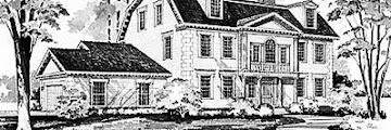 Historic House Floor Plans
