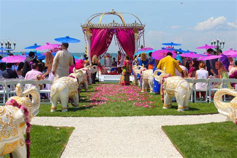 Indian weddings in Newport, Cape Cod and Boston   LONGWOOD