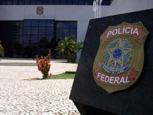 Sede da Polícia Federal em Natal (Foto: PF/Divulgação)