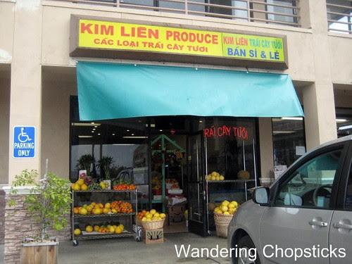 Kim Lien Produce - Westminster (Little Saigon) 1