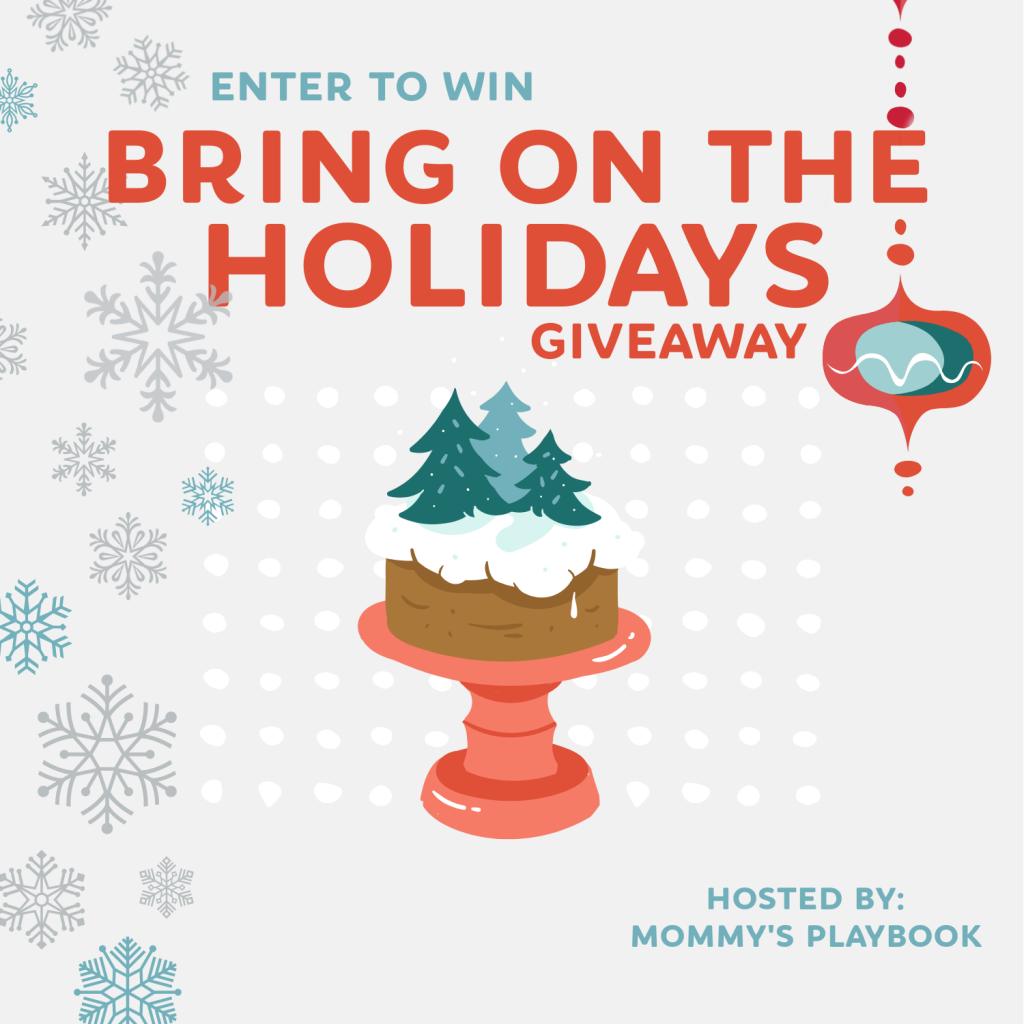 Bring on the Holidays Giveaway Button