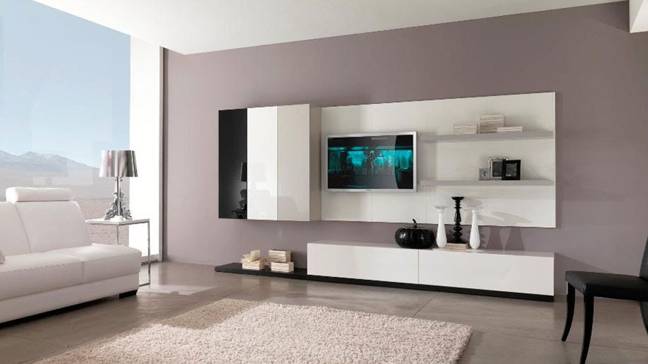 Best Top Modern Tv Cabinet Wall Units Furniture Designs