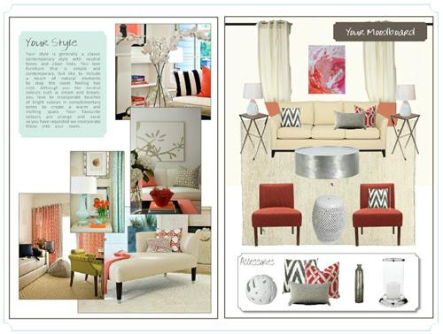 Giveaway* A $249 Room Refresh Design Kit - Pepper Design Blog