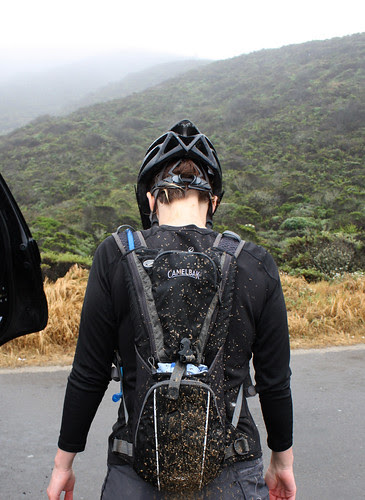 Muddy Mountain Bike Ride
