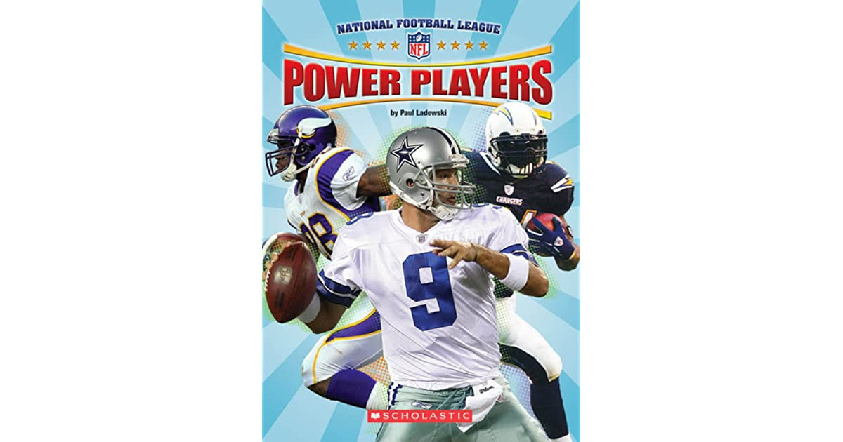 NFL: Power Players by Paul Ladewski — Reviews, Discussion, Bookclubs, Lists
