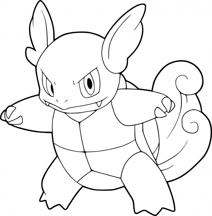 21 Images Coloriage Pokemon Evolution