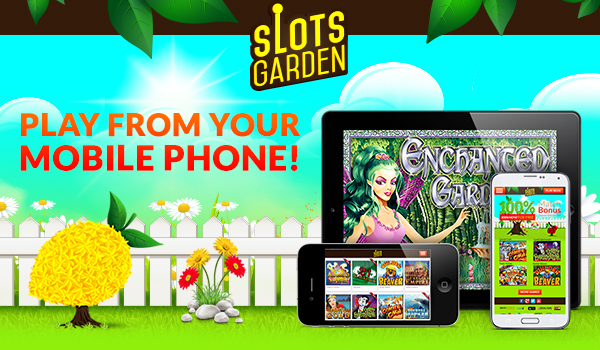 Powered by Real Time Gaming, Slots Garden Casino offers more than casino games including the latest slot games, video poker, table games, and specialty games.Join now for FREE! Become a member of the newest and most widely anticipated new online casino for US players.