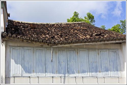 Old Tiled Roof, Krabi Road
