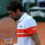 Tennis - ATP - Bastad : Chardy dans la douleur, Lestienne trop tendre