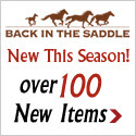 100 New Products from Back In The Saddle