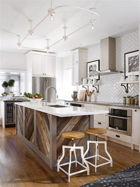 dreamy kitchen islands hgtv