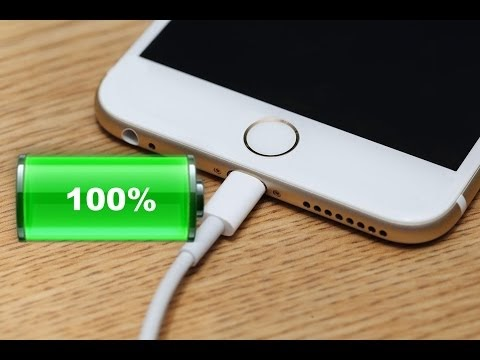 Charge your iphone 10 times faster in emergency