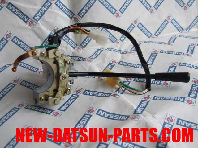 240z Parts Electrical