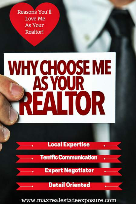 Why Choose Me as a Buyers Agent