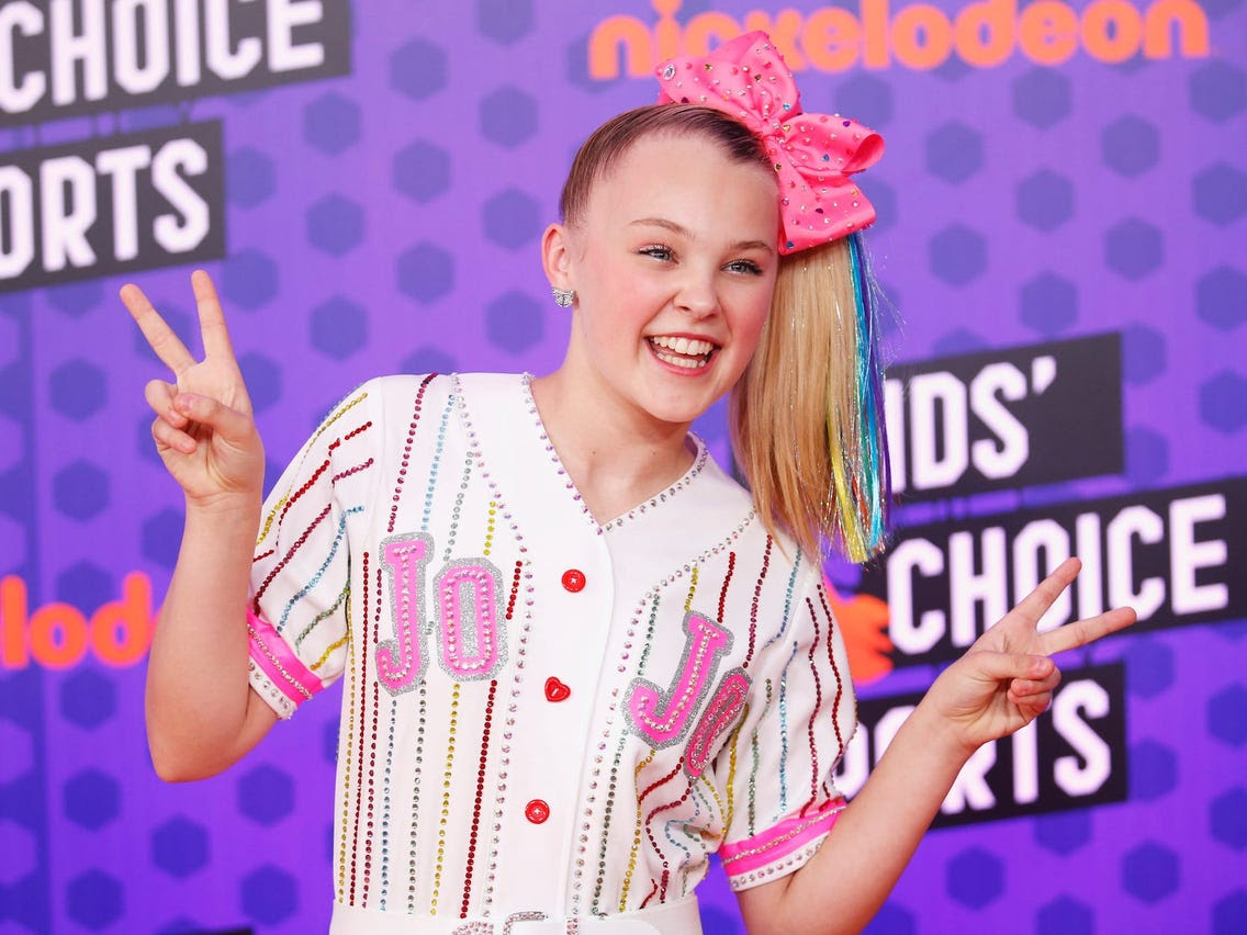 JoJo Siwa says Nickelodeon won't let her perform new music on tour