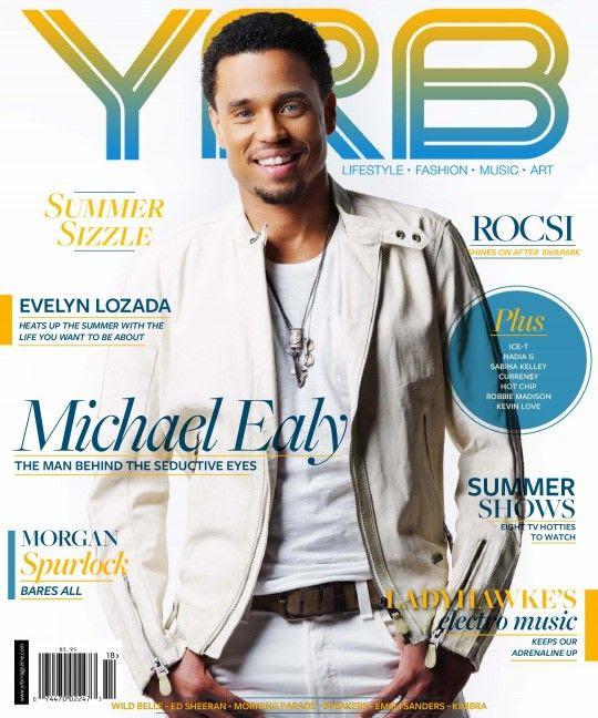 YRB 2012, Michael Ealy