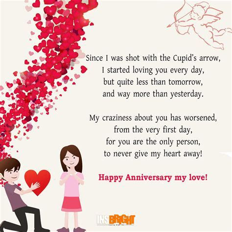 Best Anniversary Poems for Whatsapp Facebook Happy wedding