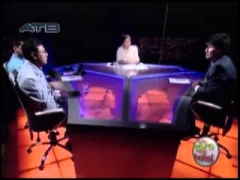 Evo Morales habla de su gestión y programa de gobierno en Esta Casa No Es Hotel por ATB, bloque 1